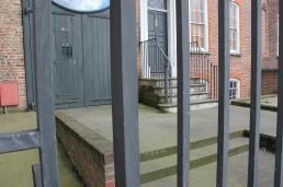 810 courtyard