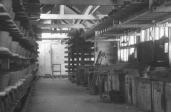 Part of Potters' shed-south pots