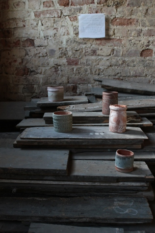 Pots on Planks 2