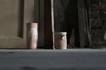 Pots Standing Guard